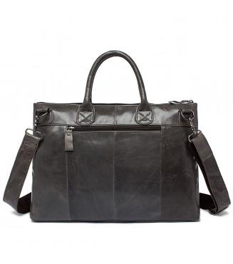 Liam Michael Business Leather Bag