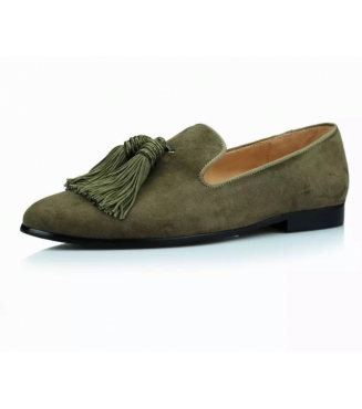 Special Order Shoe #7 (Click Full Image for Moccasin Style #)